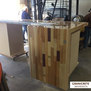 Granicrete Minnesota and DRAS Cases for Buffalo Wild Wings